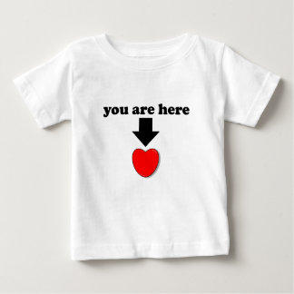 you are in my heart shirt