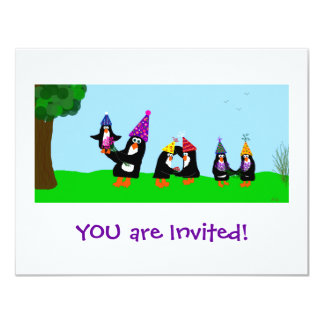 YOU are Invited! Card