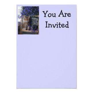 You Are Invited 5x7 Paper Invitation Card