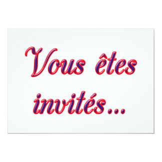 You Are Invited Personalized Invitations