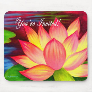 You Are Invited Invitation Cards More - Multi Mouse Pad