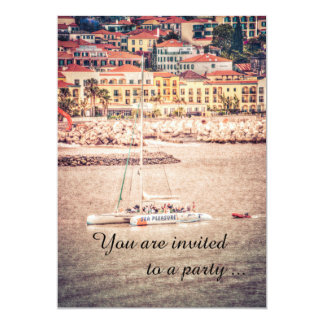 You are invited to a party... card