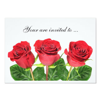 You are invited to ... card