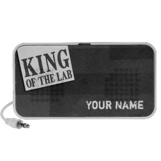 You Are King of the Lab iPod Speaker