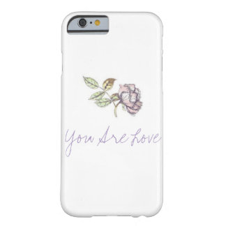 You Are Love Barely There iPhone 6 Case