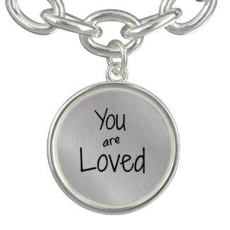 You are loved bracelets
