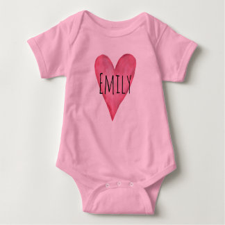 You Are Loved Customisable Baby Girls Bodysuit