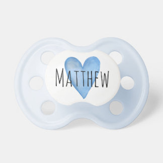 You Are Loved Customisable Boys Dummy Pacifier