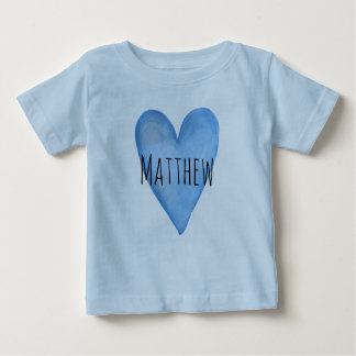 You are Loved Customizable Baby Boy Jersey T-Shirt