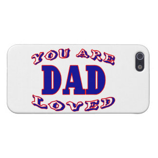 You Are Loved Dad Case For iPhone SE/5/5s