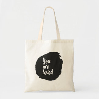 """""""You Are Loved"""" Limited Edition Tote Bag"""