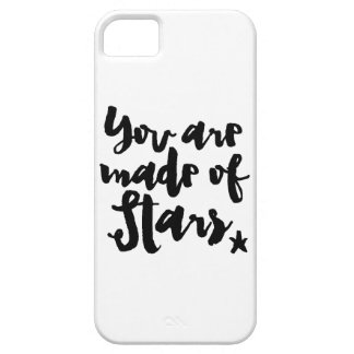 You Are Made of Stars iPhone SE/5/5s Case