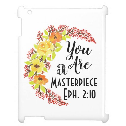 You Are Masterpiece Case for the iPad