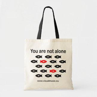 You are miseria alone