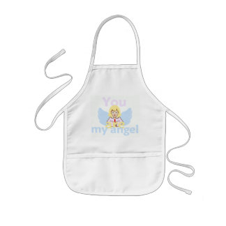 You Are My Angel Apron