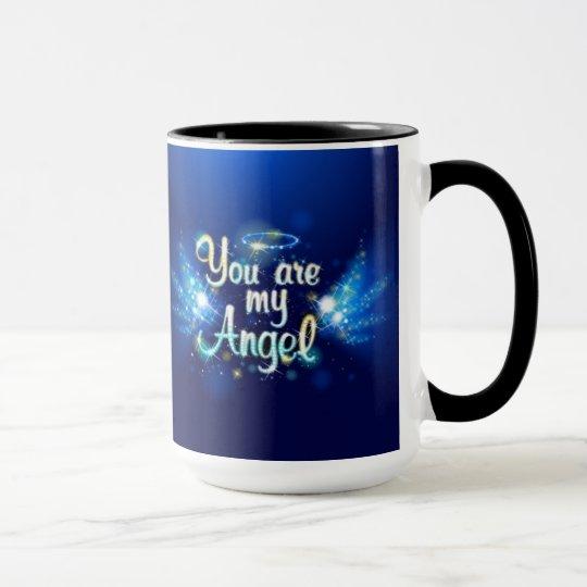 You Are My Angel Mug