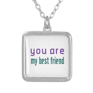 You Are My Best Friend Necklace