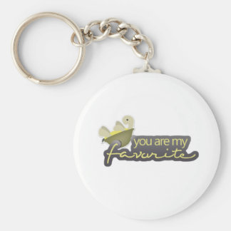 You are my favorite keychain