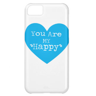you are my happy iPhone 5C covers