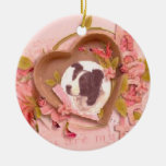 You Are My Heart~Border Collie Ornament