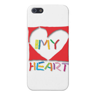 You are my heart case for iPhone SE/5/5s
