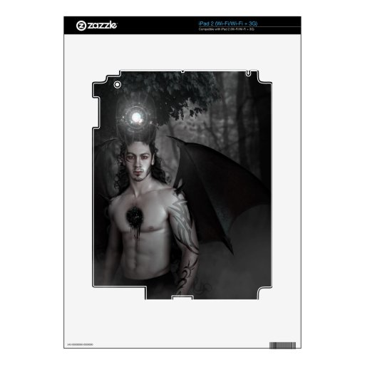 You are my king and im your heart iPad 2 skin