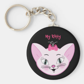 You are my Kitty Key Chain
