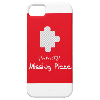 You are my Missing Piece @Creabit iPhone SE/5/5s Case