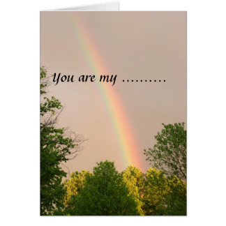 You are my .......... Pot of Gold Card