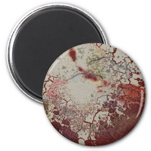 """You Are My Rock 1"" 2 Inch Round Magnet"