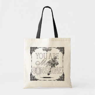 You Are My Sonshine Custom Bag