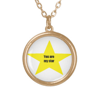 """""""You Are My Star"""" Necklace"""
