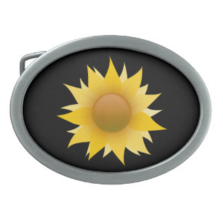 You Are My Sunflower Belt Buckle
