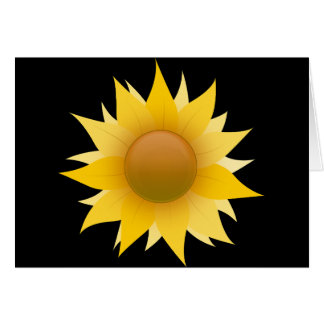 You Are My Sunflower Card
