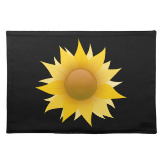 You Are My Sunflower Cloth Placemat
