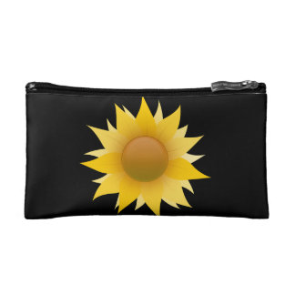 You Are My Sunflower Cosmetic Bag