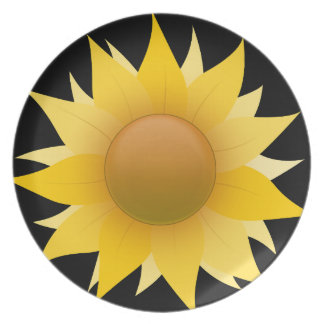 You Are My Sunflower Dinner Plate