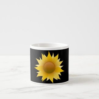 You Are My Sunflower Espresso Cup