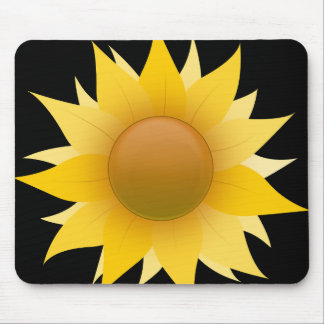 You Are My Sunflower Mouse Pad