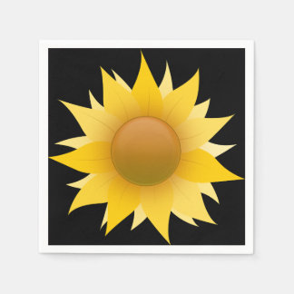 You Are My Sunflower Napkin