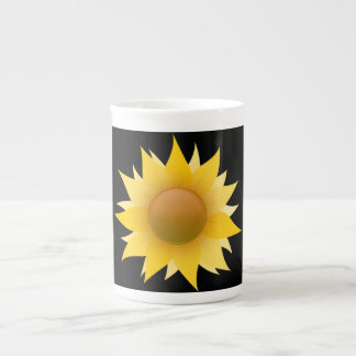 You Are My Sunflower Tea Cup