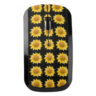 You Are My Sunflower Wireless Mouse