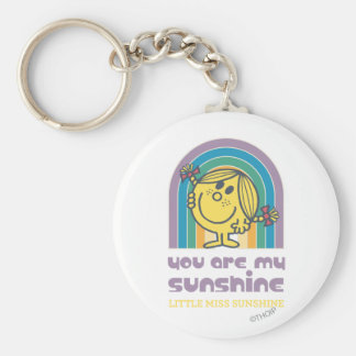You Are My Sunshine Arch Keychain