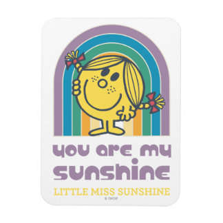 You Are My Sunshine Arch Rectangular Photo Magnet
