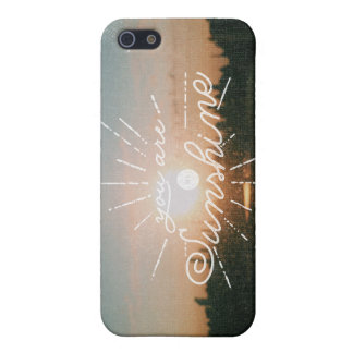 You are My Sunshine Case For iPhone SE/5/5s