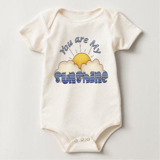 you are my sunshine clothing romper