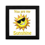 You Are My Sunshine Gift Box