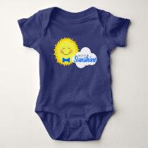 You Are My Sunshine Happy Sun Baby Bodysuit