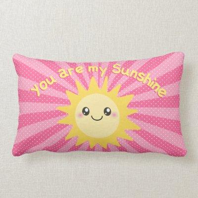 Hot Pink Gold Stripe Faux Foil Metallic Stripes Throw Pillow Zazzle