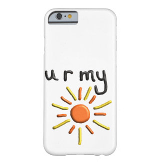 """""""you are my sunshine"""" iPhone case valentines gift"""